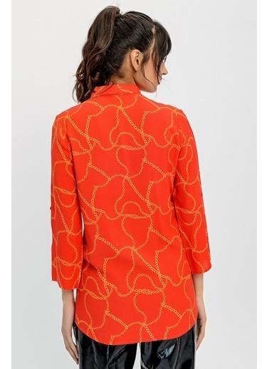New Laviva Gömlek Kırmızı